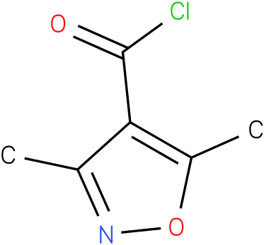 3,5-DIMETHYLISOXAZOLE-4-CARBONYL CHLORIDE