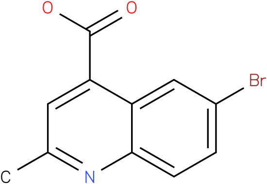 6-bromo-2-methyl-quinoline-4-carboxylic acid