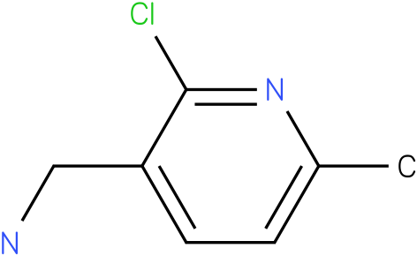 3-Pyridinemethanamine, 2-chloro-6-methyl-
