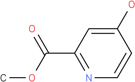 2-Pyridinecarboxylic acid, 4-hydroxy-, methyl ester (9CI)