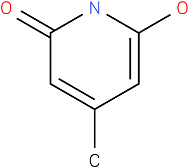 6-hydroxy-4-methyl-2-pyridone