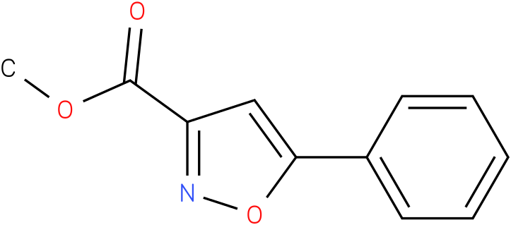 5-PHENYL-ISOXAZOLE-3-CARBOXYLIC ACID METHYL ESTER