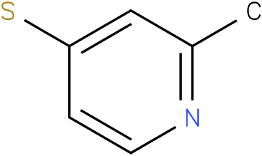2-methylpyridine-4-thiol
