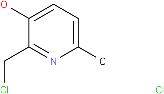 2-(CHLOROMETHYL)-6-METHYL-3-PYRIDINOL HYDROCHLORIDE