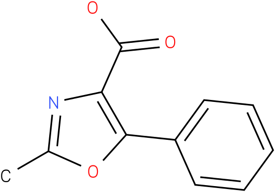 2-Methyl-5-phenyl-1,3-oxazole-4-carboxylic acid