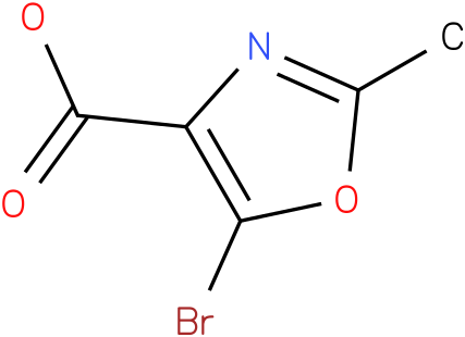 5-Bromo-2-methyloxazole-4-carboxylic acid
