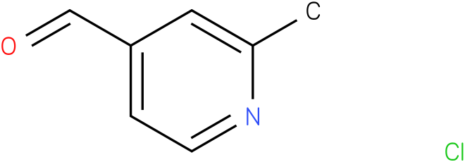 2-Methylisonicotinaldehyde hydrochloride