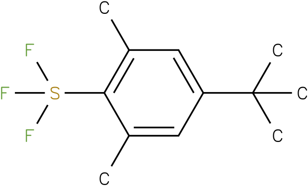 4-tert-Butyl-2,6-dimethylphenylsulfur Trifluoride