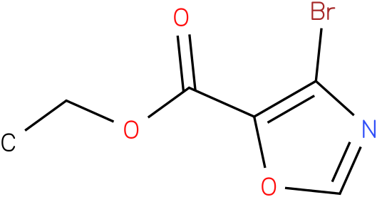 ethyl 4-bromooxazole-5-carboxylate