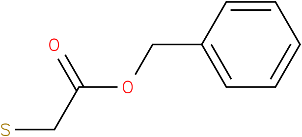 benzyl 2-mercaptoacetate