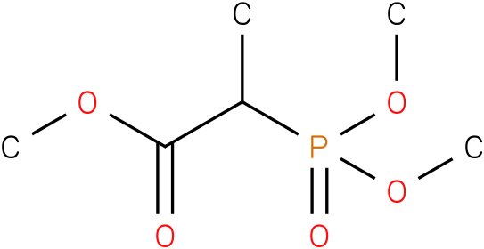 Methyl 2-(dimethoxyphosphoryl)propanoate