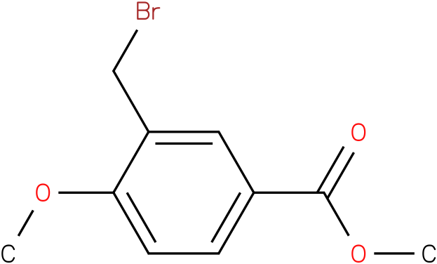 Methyl 3-(bromomethyl)-4-methoxybenzoate