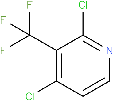 2,4-Dichloro-3-(trifluoromethyl)pyridine