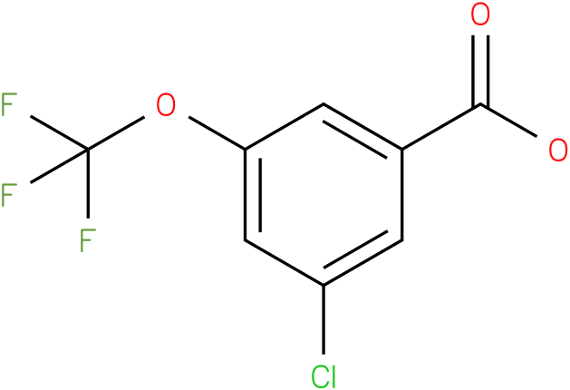 3-Chloro-5-(trifluoromethoxy)benzoic acid
