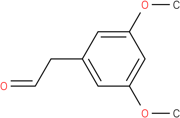 2-(3,5-dimethoxyphenyl)acetaldehyde
