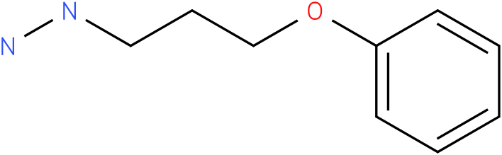 1-(3-phenoxypropyl)hydrazine