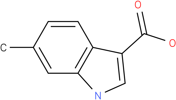 6-methyl-1H-indole-3-carbpxylic acid