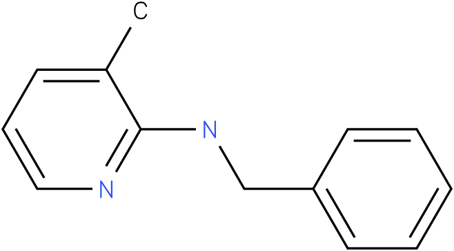 2-Pyridinamine,3-methyl-N-(phenylmethyl)-
