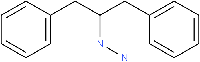 1-(1,3-diphenylpropan-2-yl)hydrazine