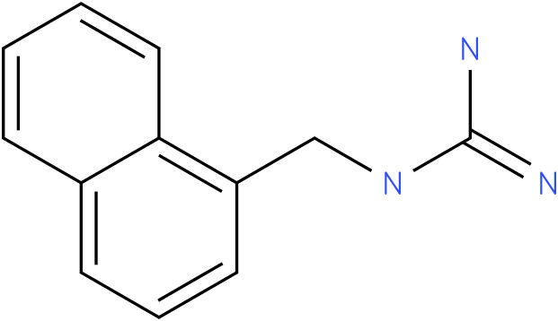 (1-NAPHTHYLMETHYL)GUANIDINE