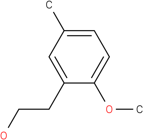 2-(2-methoxy-5-methylphenyl)ethanol