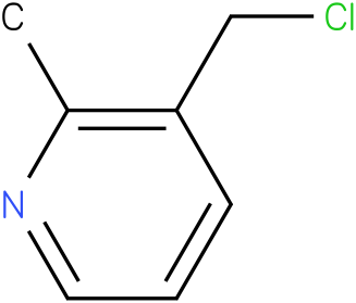 3-(chloromethyl)-2-methylpyridine