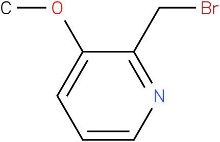 2-(Bromomethyl)-3-methoxypyridine