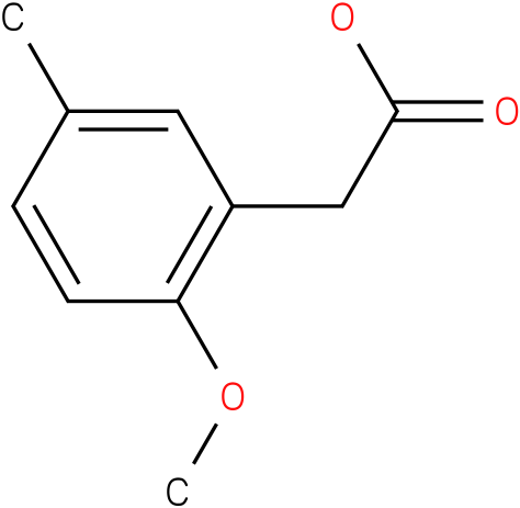 2-(2-methoxyphenyl)acetic acid