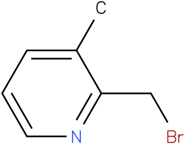 2-(Bromomethyl)-3-methylpyridine