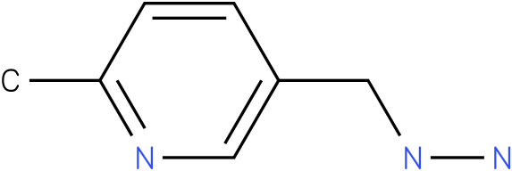 5-(hydrazinylmethyl)-2-methylpyridine