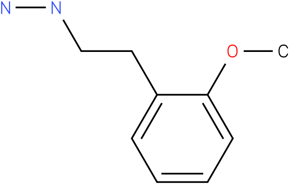 1-(2-methoxyphenethyl)hydrazine