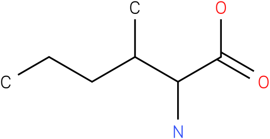 2-Amino-3-methyl-hexanoic acid