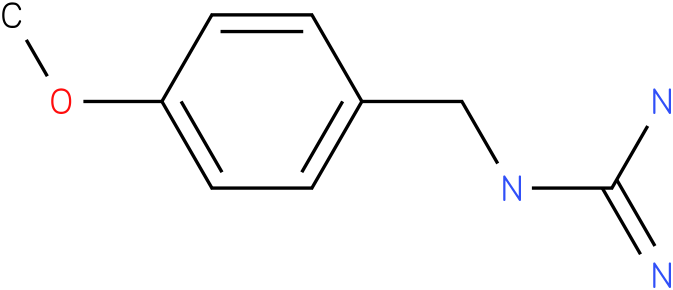 N-(4-METHOXY-BENZYL)-GUANIDINE