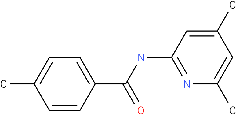 Benzamide,N-(4,6-dimethyl-2-pyridinyl)-4-methyl-
