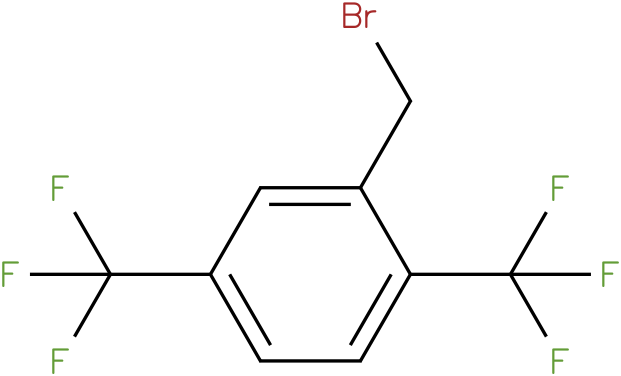 2-(2-bromoethyl)-1,4-bis(trifluoromethyl)benzene
