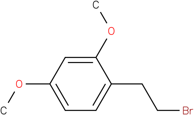 1-(2-bromoethyl)-2,4-dimethoxybenzene