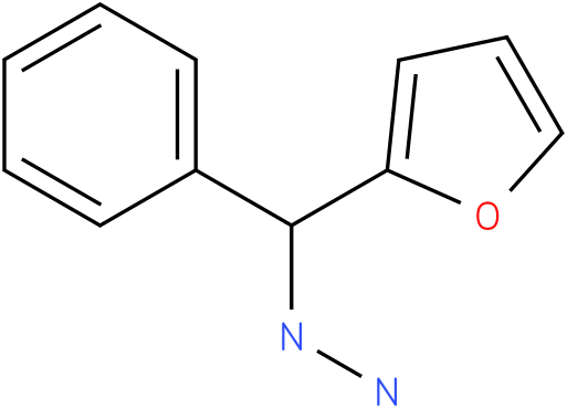 1[furan-2-yl(phenyl)methyl]hydrazine