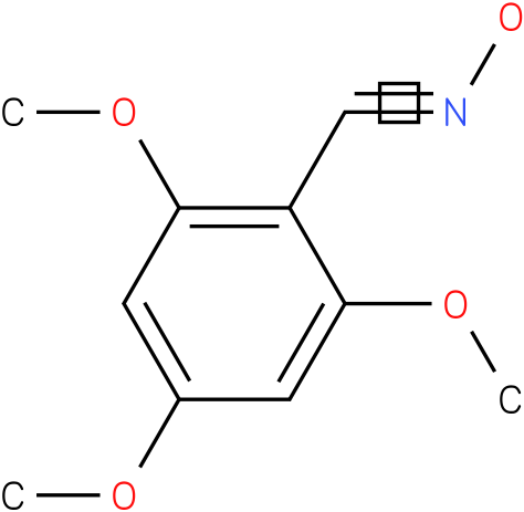 2,4,6-TRIMETHOXY BENZALDEHYDE OXIME