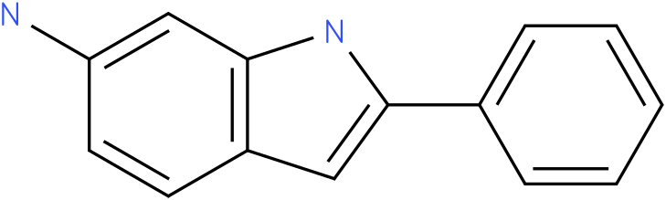 1H-INDOL-6-AMINE,2-PHENYL-
