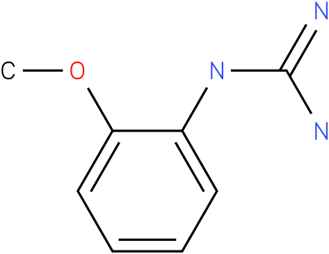 N-(2-METHOXY-PHENYL)-GUANIDINE