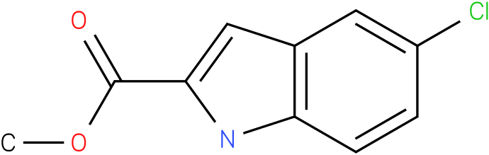 1H-INDOLE-2-CARBOXYLIC ACID,5-CHLORO-,METHYL ESTER