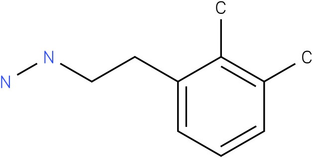 1-(2,3-dimethylphenethyl)hydrazine