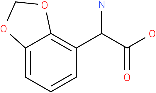 Amino-benzo[1,3]dioxol-4-yl-acetic acid