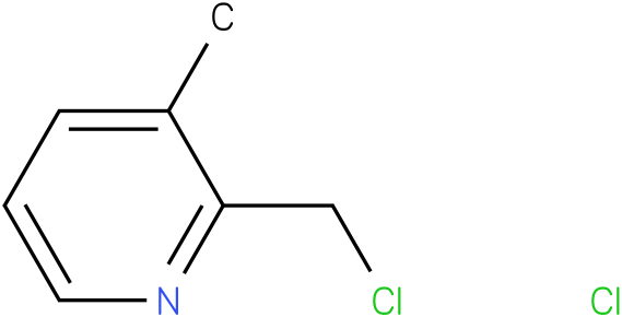 2-CHLOROMETHYL-3-METHYL-PYRIDINE HYDROCHLORIDE