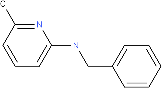2-Pyridinamine,6-methyl-N-(phenylmethyl)-
