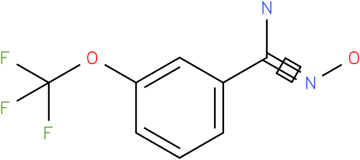 3-(TRIFLUOROMETHOXY)BENZAMIDOXIME