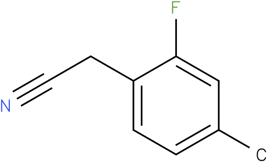 2-(2-fluoro-4-methylphenyl)acetonitrile