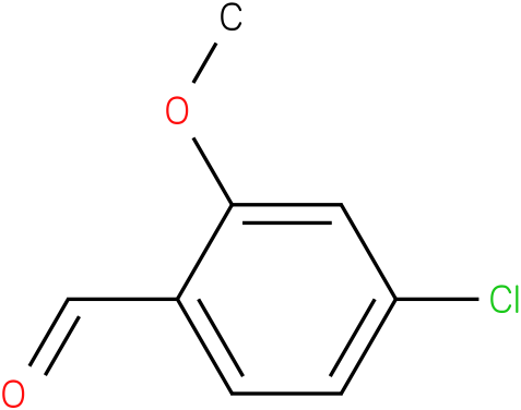 4-chloro-2-methoxybenzaldehyde