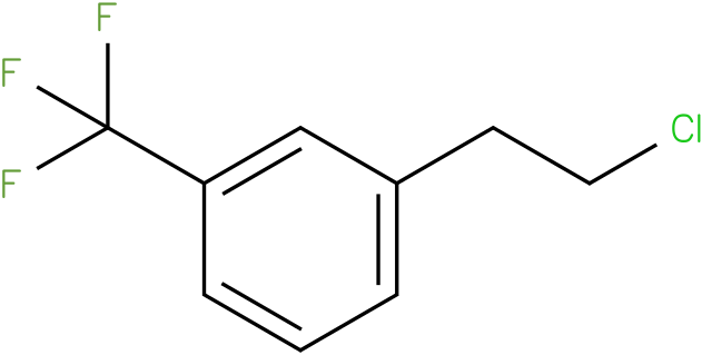 1-(2-chloroethyl)-3-(trifluoromethyl)benzene