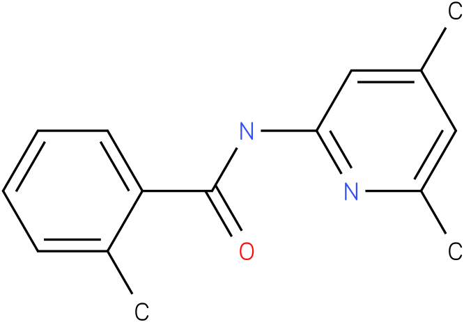 Benzamide,N-(4,6-dimethyl-2-pyridinyl)-2-methyl-